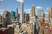 View of midtown from 211 Madison Avenue, Penthouse
