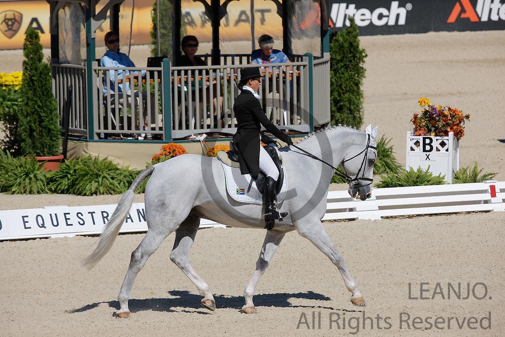 Heidi Wood - Quantum Leap          <br /> Alltech FEI World Equestrian Games <br /> Lexington - Kentucky 2010<br /> © DigiShots