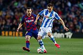 Soccer-La Liga-Real Sociedad vs FC Barcelona-Mar 7, 2020