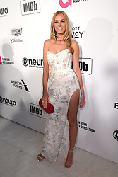 Petra Nemcova attending the Elton John AIDS Foundation Viewing Party held at West Hollywood Park, Los Angeles, California, USA.