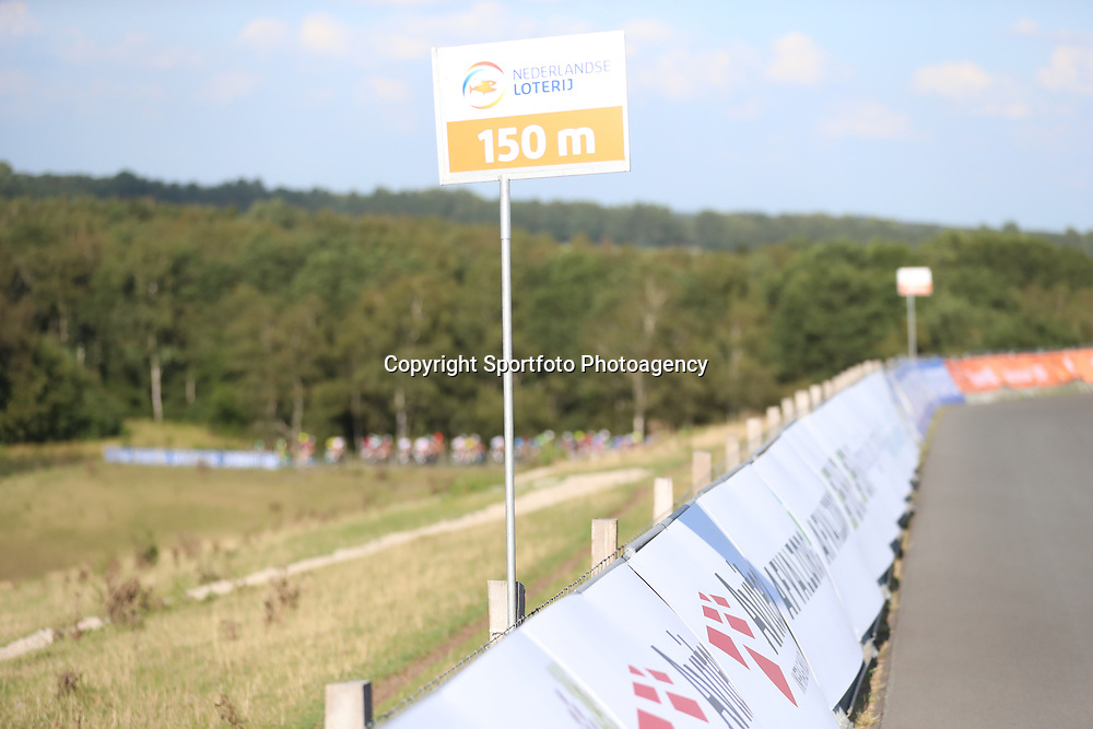 21-08-2020: Wielrennen: NK U23: Drijber <br /> Sponsor uiting