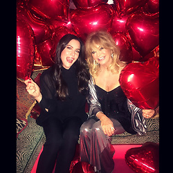 """Liv Tyler releases a photo on Instagram with the following caption: """"\u2764\ufe0f Wow what a special and inspiring evening in London with @officialgoldiehawn and @stephenfryactually for @mindup_hawnfoundation Thank you for such a magical and informative night supporting young people\u2019s mental health and well being. Incredible work \ud83d\ude4f\ud83c\udffb\u2764\ufe0f"""". Photo Credit: Instagram *** No USA Distribution *** For Editorial Use Only *** Not to be Published in Books or Photo Books ***  Please note: Fees charged by the agency are for the agency's services only, and do not, nor are they intended to, convey to the user any ownership of Copyright or License in the material. The agency does not claim any ownership including but not limited to Copyright or License in the attached material. By publishing this material you expressly agree to indemnify and to hold the agency and its directors, shareholders and employees harmless from any loss, claims, damages, demands, expenses (including legal fees), or any causes of action or allegation against the agency arising out of or connected in any way with publication of the material."""