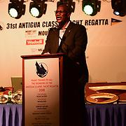 Antigua Classic Yacht Regatta Pize Giving 2018