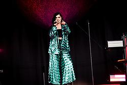 June 17, 2018 - Landgraaf, Limburg, Netherlands - Jessie J performing live at Pinkpop Festival 2018 in Landgraaf Netherlands  (Credit Image: © Roberto Finizio/NurPhoto via ZUMA Press)