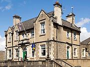 Historic building of Melksham Liberal Club, Melksham, Wiltshire, England, UK