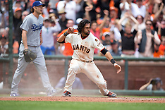 20150521 - Los Angeles Dodgers at San Francisco Giants
