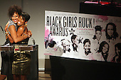 Black Girl Rock Awards 2009 held at The Times Center on October 18, 2009
