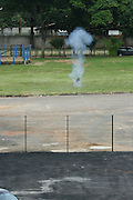 Belo Horizonte_MG, Brasil...Suspeita de bomba durante a 47a reuniao anual do BID. ..The bomb suspected during the 47th annual meeting of the IDB. ..Foto: LEO DRUMOND / NITRO
