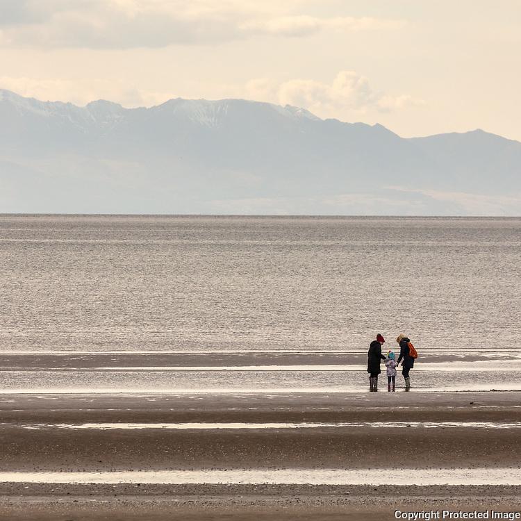 Barassie Sands I, Ayrshire, Scotland.