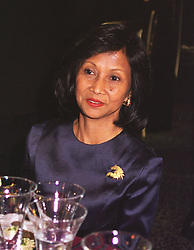 HRH PRINCESS BOPHA DEVI NORODOM OF CAMBODIA at a ball in London on 25th May 1999.MSM 97
