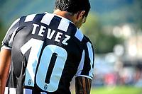 Carlitos Tevez Juventus<br /> Villarperosa , Torino 11/08/2013 Campo comunale Villarperosa<br /> Football Amichevole<br /> Calcio  Amichevole Juventus A vs Juventus B<br /> Foto Insidefoto Federico Tardito
