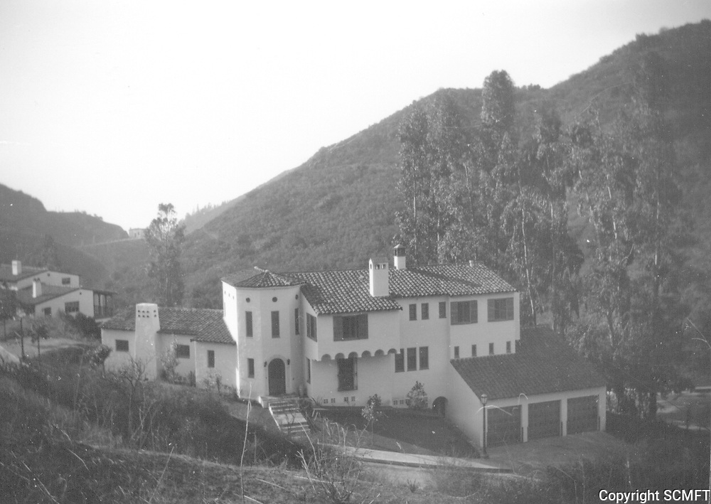 Circa 1930 2241 Castillian Dr. in the Outpost Estates