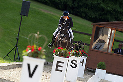 Meulendijks Anne (NED) - MDH Ohio<br /> European Championship Dressage Young Riders  - Broholm 2011<br /> © Hippo Foto - Leanjo de Koster