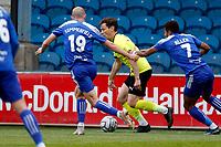James Jennings. Halifax Town FC 0-1 Stockport County FC. Vanarama National League. The Shay Stadium. 1.5.21