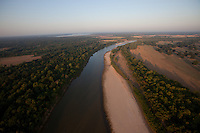 AERIAL VIEWS OF THE TEXAS RED RIVER