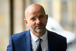 © London News Pictures. FILE PICTURE: 08/06/2016. London, UK. RICHARD PRICE, former Chief Executive, BHS, arrives at Portcullis House in London to give evidence to a Business, Innovation and Skills Committee about the collapse of British Homes Stores.  Chairman of the Arcadia Group, Sir Philip Green, is due to give evidence this week to the same committee over his involvement in the collapse of BHS. Photo credit: Ben Cawthra/LNP