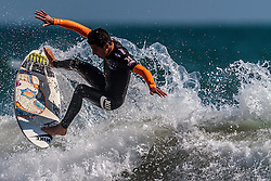 HUNTINGTON BEACH: Defending Nike U.S. Open Pro Junior champion Filipe Toledo (BRA) posted the highest scores of competition in Round 1 today. All fees must be agreed prior to publication, Byline and/or web usage link must read PHOTO © Eduardo E. Silva/SILVEX.PHOTOSHELTER.COM.