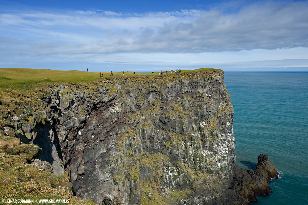 Southeast Iceland is a fantastic location for tourists. Glaciers, mountains and abundant birdlife is appealing.
