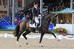 Kittel Patrick (SWE) - Kohlpharmas Florett As<br /> CHIO Rotterdam 2010<br /> © Hippo Foto - Leanjo de Koster