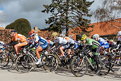 Shelley Olds, Cylance Pro Cycling - Women's Gent Wevelgem 2016, a 115km UCI Women's WorldTour road race from Ieper to Wevelgem, on March 27th, 2016 in Flanders, Netherlands.