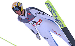 Andreas Kuettel of Switzerland at e.on Ruhrgas FIS World Cup Ski Jumping on K215 ski flying hill, on March 14, 2008 in Planica, Slovenia . (Photo by Vid Ponikvar / Sportal Images)./ Sportida)