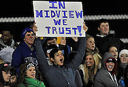 Midview at Toledo Central Catholic varsity football on November 2, 2012. Images © David Richard and may not be copied, posted, published or printed without permission.