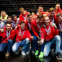 20151019: SLO, Volleyball - Reception of Slovenian volleyball team