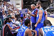 DESCRIZIONE : Campionato 2014/15 Dinamo Banco di Sardegna Sassari - Olimpia EA7 Emporio Armani Milano Playoff Semifinale Gara3<br /> GIOCATORE : Romeo Sacchetti<br /> CATEGORIA : Allenatore Coach Time Out<br /> SQUADRA : Dinamo Banco di Sardegna Sassari<br /> EVENTO : LegaBasket Serie A Beko 2014/2015 Playoff Semifinale Gara3<br /> GARA : Dinamo Banco di Sardegna Sassari - Olimpia EA7 Emporio Armani Milano Gara4<br /> DATA : 02/06/2015<br /> SPORT : Pallacanestro <br /> AUTORE : Agenzia Ciamillo-Castoria/L.Canu