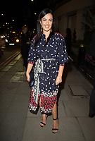 Liz Bonnin, Arriving on the red carpet for the Broadcast Awards, Grosvenor Hotel London. 05.02.20