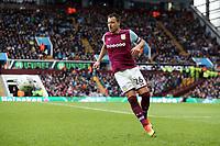 Aston Villa v Derby County - Sky Bet Championship<br /> BIRMINGHAM, ENGLAND - APRIL 28 :  Aston Villa's John Terry in action at Villa Park