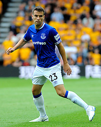 Seamus Coleman of Everton in action - Mandatory by-line: Nizaam Jones/JMP - 11/08/2018/ - FOOTBALL -Molineux  - Wolverhampton, England - Wolverhampton Wanderers v Everton - Premier League