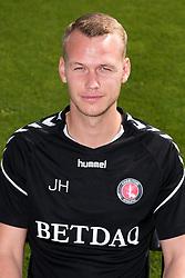 Josh Hornby, First Team Sports Scientist, Charlton Athletic.