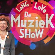 NLD/Almere/20170918 - Presentatie Lang Leve de Muziek Show, Carolien Gehrels