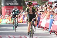 Simon Spilak (SLO - Team Katusha - Alpecin) during the UCI World Tour, Tour of Spain (Vuelta) 2018, Stage 4, Velez Malaga - Alfacar Sierra de la Alfaguara 161,4 km in Spain, on August 28th, 2018 - Photo Luis Angel Gomez / BettiniPhoto / ProSportsImages / DPPI