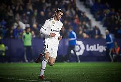 February 24, 2019 - Valencia, Valencia, Spain - Gareth Bale of Real Madrid during the La Liga match between Levante and Real Madrid at Estadio Ciutat de Valencia on February 24, 2019 in Valencia, Spain. (Credit Image: © Maria Jose Segovia/NurPhoto via ZUMA Press)