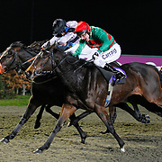 Indian Affair, Philip Price and Katy Spirt, L P Keniry winning the 6.30 race
