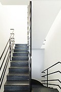 Architecture, staircase of a modern building
