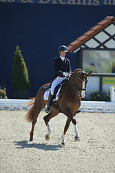 Wolf, Stefanie (GER) For Comtess Royal<br /> Hagen - Horses and Dreams 2016<br /> © Stefan Lafrentz