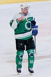 Ivo Jan of HK Olimpija during ice-hockey match between HK Olimpija and HK Triglav in third match for Third place at Slovenian National League, on April 6, 2011 at Hala Tivoli, Ljubljana, Slovenia. (Photo By Matic Klansek Velej / Sportida.com)