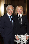 l to r: Ralph Lauren and Ricky Low-Beer at ' The Celebrating Fashion ' A Gala Benefit to support the Gordon Parks Foundation held at Gotham Hall on June 2, 2009 in New York City. ..The Gordon Parks Foundation-- created to preserve the work of groundbreaking African American Photographer and honor others who have dedicated their lives to the Arts--presents the Gordon Parks Award to four Artists who embody the principals Parks championed in his life.