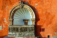 Fountain in street, San Miguel de Allende Mexico