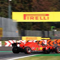 05.09.2020, Autodromo Nazionale di Monza, Monza, FORMULA 1 GRAN PREMIO HEINEKEN D'ITALIA 2020<br />,im Bild<br />Sebastian Vettel (GER#5), Scuderia Ferrari<br /> <br /> Foto © nordphoto / Bratic