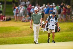March 24, 2018 - Austin, TX, U.S. - AUSTIN, TX - MARCH 24: Kyle Stanley walks up to the green during the quarterfinals of the WGC-Dell Technologies Match Play on March 24, 2018 at Austin Country Club in Austin, TX. (Photo by Daniel Dunn/Icon Sportswire) (Credit Image: © Daniel Dunn/Icon SMI via ZUMA Press)