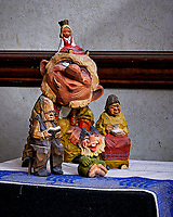 Troll Family Photo Session. Nikon Capture Control Remote Test. Image taken with a Nikon Df camera and 58 mm f/1.4 lens (ISO 100, 58 mm, f/16, 30 sec).