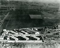 1918 Aerial of Goldwyn Studios In Culver City