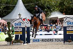 Dreher, Hans-Dieter (GER) Berlinda<br /> Paderborn - Challenge 2017 <br /> Wertungsprüfung, DKB Riders-Tour<br /> © www.sportfotos-lafrentz.de/Stefan Lafrentz