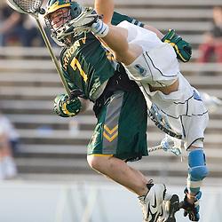 2007-03-13 North Carolina Lacrosse vs. Vermont