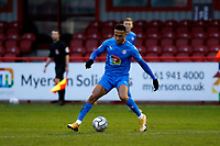Alex Reid. Altrincham FC 1-1 Stockport County FC. Vanarama National League. 27.12.20