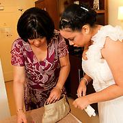 Tiffanie Casa Marina Wedding