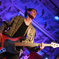 Federal Charm performing live on the penultimate show of The Roadstars Tour at The Deaf Institute, Manchester, 2016-12-03